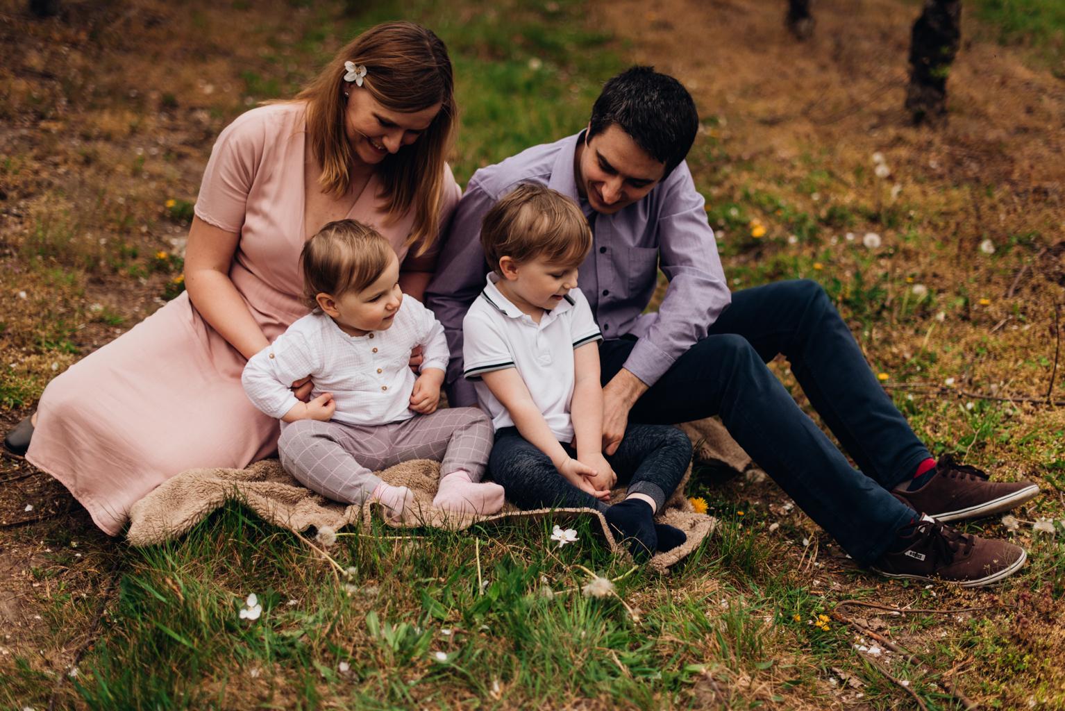 sesja rodzinna lifestyle